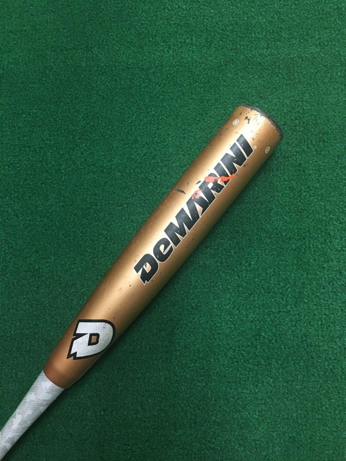 Demarini CF4 Negro CFR10 Pitchnegro Plus bate de béisbol 31 23 gota (-8) 31  23oz