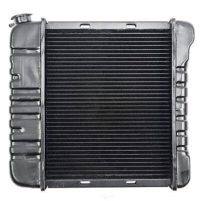 Radiator fits 1984-1988 Pontiac Fiero  SPECTRA PREMIUM IND INC.