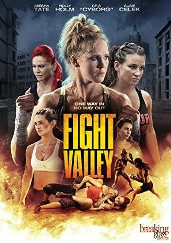 Fight Valley - DVD By Miesha Tate - GOOD - $12.99