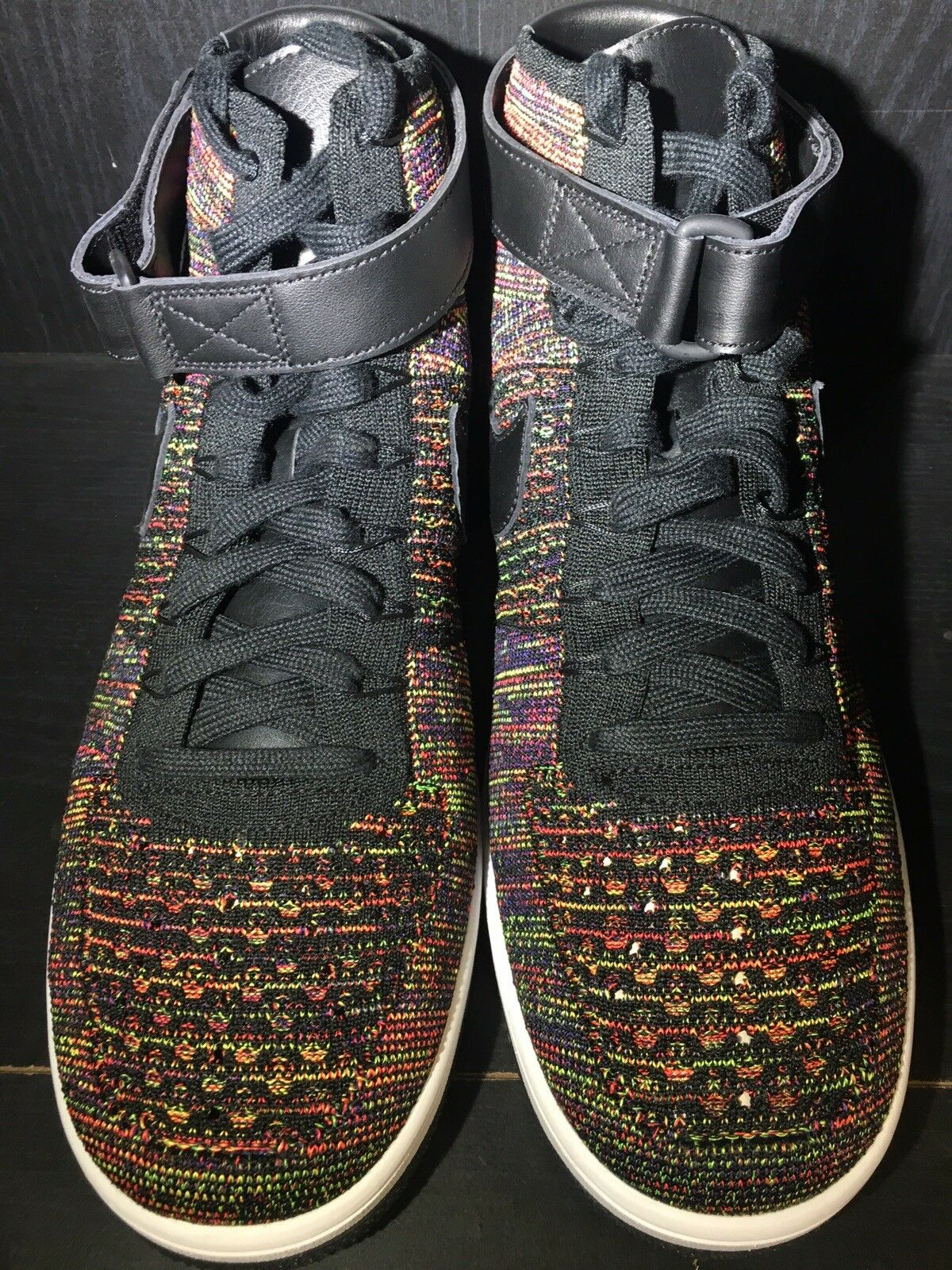 Brand New Nike Air Force 1 Ultra Flyknit Multicolor Size 11