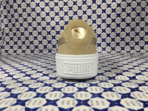 Basket Platform Scarpe Puma Beige scontate scontate 364594 Core Donna Z1txxHqn7