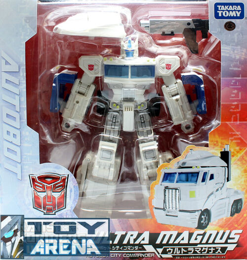 Transformers Henkei Classic Exclusivo Ultra Magnus Asia Exclusivo Takara United