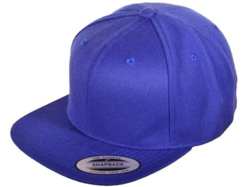 CAT Hat Cap Caterpillar Flat Bill Snapback