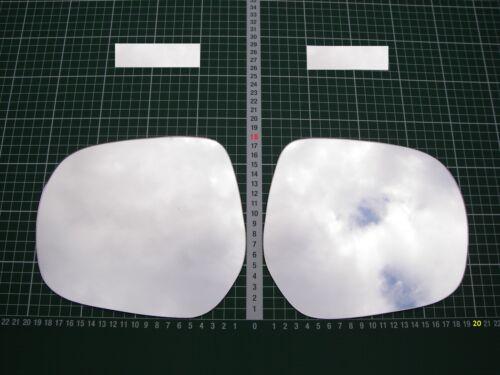 Außenspiegel Spiegelglas Ersatzglas Toyota Land Cruiser 4 ab 2008 Li oder Re sph