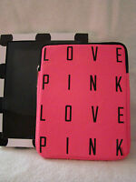 Victoria-s Pink,tablet/ I Pad / Kindle, Sleeve Case Nwt,pink Classic Moose Logo