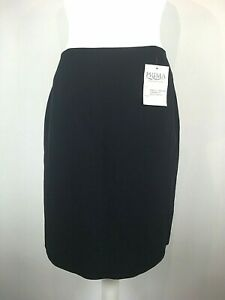 Prima-Navy-Blue-Womans-Corporate-Wear-Skirt-Cressida-22-034-length-Size-16-BNWT