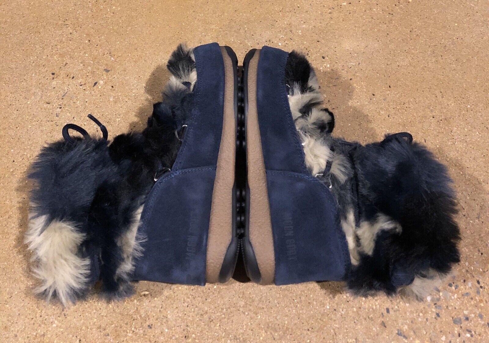 Tecnica Moon Boots W.E. Low Fur Size 36 EUR The Original Moon Boots Size 5.5 US