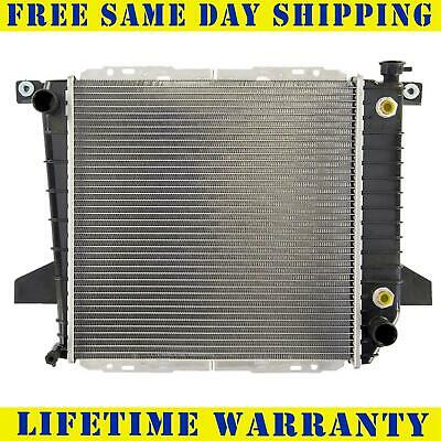 Mazda B2300 2.3L L4 Only 1996 New Radiator Fit For 1995-1997 Ford Ranger