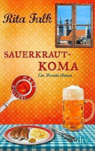 1 von 1 - Sauerkrautkoma / Franz Eberhofer Bd.5 von Rita Falk(2014, Taschenbuch)Bestseller