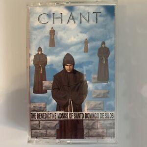 Chant Benedictine Monks of Santo Domingo (Cassette)