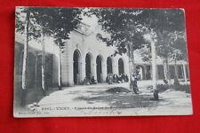 VICHY ENTREE DU SALON DE REPOS JARDIN DE L'HOPITAL  1902 (R147)