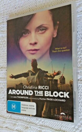 1 of 1 - Around The Block (DVD, 2014) R-4, LIKE NEW, FREE SHIPPING WITHIN ASUTRALIA