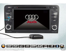 Navigation, gps touchscreen,  Audi A3 2003-2011
