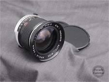 5437 - Olympus OM Mount Panagor 28mm f2.5 Super Fast Wide Angle Lens - Mint