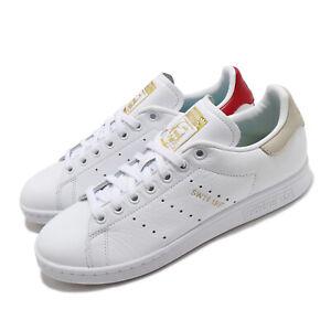adidas-Originals-Stan-Smith-Strawberry-White-Red-Gold-Men-Women-Unisex-FY9202