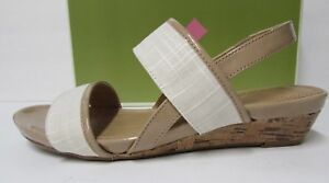 Naturalizer-Size-10-Wedge-Sandals-New-Womens-Shoes
