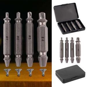 4Pcs-Extracteur-a-vis-Easy-Out-Set-Guide-de-percage-Boulon-casse-Supprimer-FP