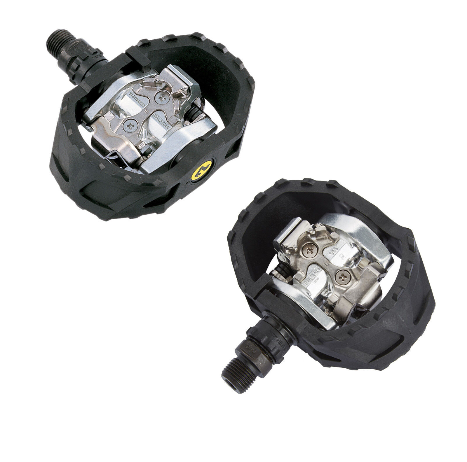 Shimano PD-M424 SPD Clipless MTB   Freeride Pedals