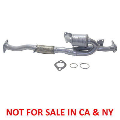 Direct Fit Front Exhaust Catalytic Converter for 00-01 Nissan Maxima I30 V6 3.0L