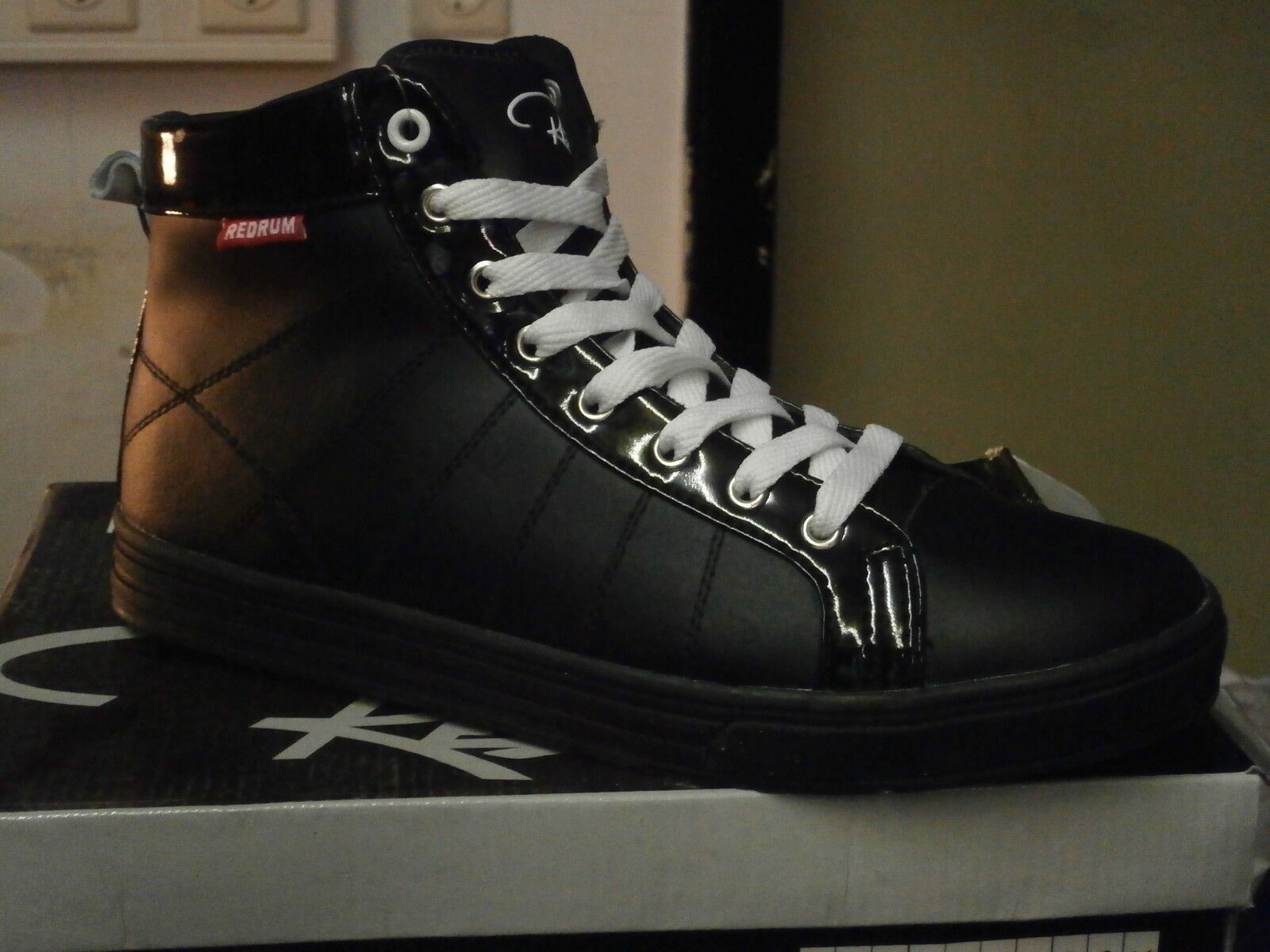 Señores turnshuhe/Shoes & Zapatillas, Redrum US Navy Boot Zapatillas style High