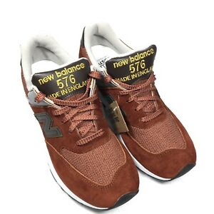 wholesale dealer c16a3 35182 Details about New Balance 576 Women's 9.5 Boston Limited Edition Made In  England (W576BOS)
