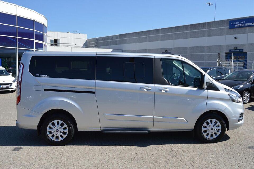 Ford Tourneo Custom 320L 2,0 TDCi 130 Titanium aut. d Diesel