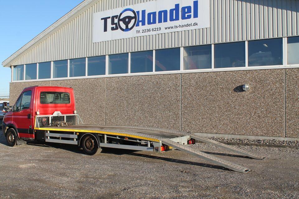 Iveco Daily 2,3 35S14 3450mm Lad AG Diesel aut. Automatgear