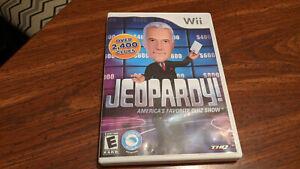 Jeopardy - Nintendo Wii, 2010 Alex Trebek Jeopardy!
