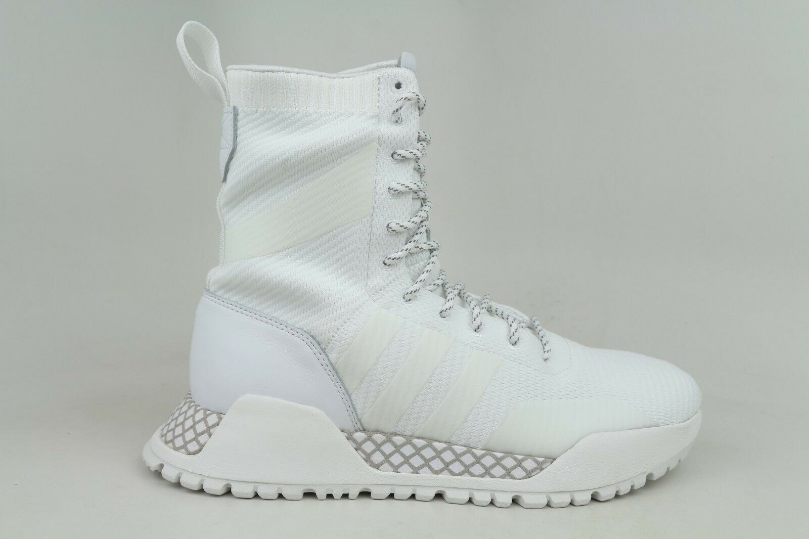 Adidas Originals AF 1.3 Pk Footwear White Mens Weatherproof Boots BY3007 1801-30