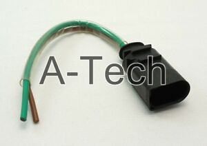 Control Valve Connector Wire Plug Harness for Audi /& VW A//C Compressor Electron