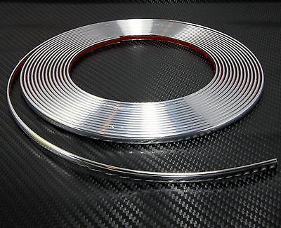 6mmx8m Chrom Auto Styling Zierleiste rand für Mercedes Vito MK1 w638
