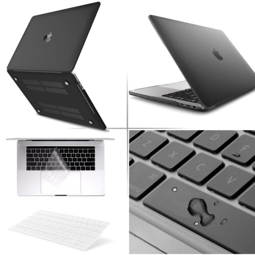 Scratch//Dirt//Shock-Proof Kit 360° 3-Proof Hard Case For Macbook Pro 13 iTouch