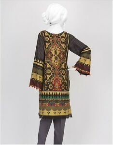 2018 Jamshed Stitched Winter Cambric 3pc Junaid Suit 6XnRdw0xA