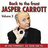 Jasper Carrott - Back To The Front: Volume 2 (CD, 2000)