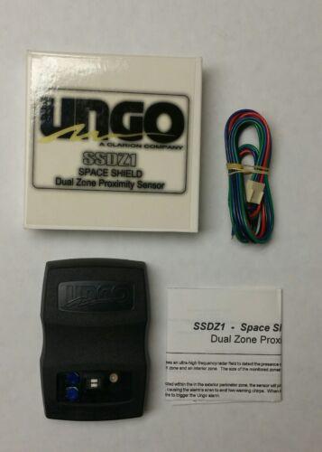 NEW SSDZ1 DUAL ZONE RADAR PROXIMITY MOTION CAR SENSOR SPACE SHIELD *MADE IN USA*