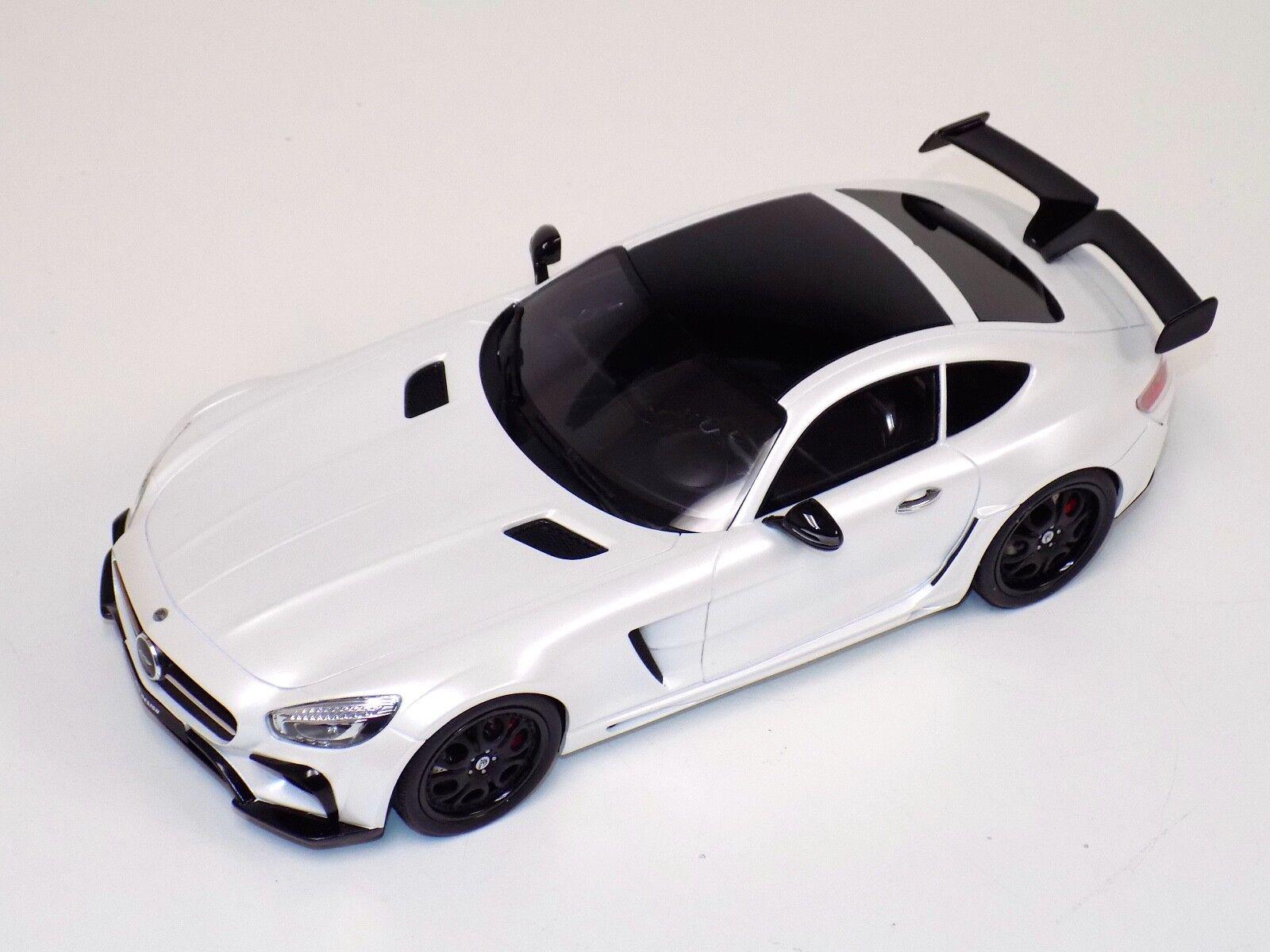 1 18 GT Spirit Mercedes Benz GT-7S FAB Design Areion White GT157
