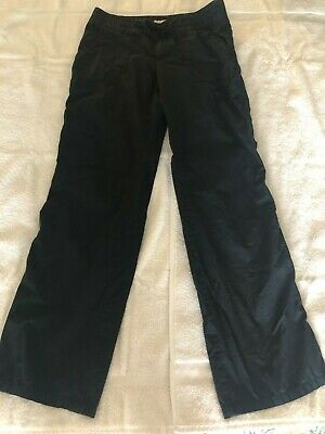 Michael Kors Mk Women S Black Cargo Pants Size 8 Ebay
