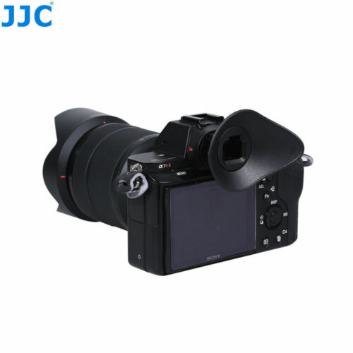 JJC Rubber Eyecup Eyepiece for Sony A7II A7SII A7R II A7R A7S A7 A58 as FDA-EP16