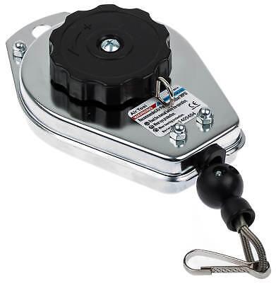 Balancer Federzug Drahtseil Gewichtsausgleicher Für Werkzeug 0.6 Bis 1.5 Kg Kfz Elegant Und Anmutig