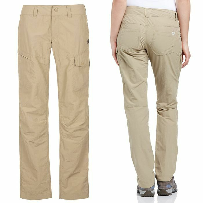The North Face Women's Triberg Hiking Pants, 2 4 6 8 10 12 Dune Beige -  90 NWT