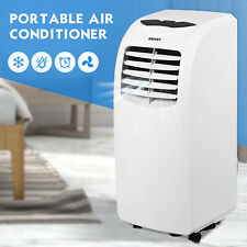 Della 048-GM-48334 Portable Air Conditioner - White, 10000