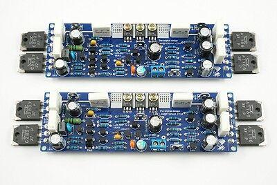 NEW LJM DIY Stereo L12-2 Audio Two Channel Power Amplifier Kit