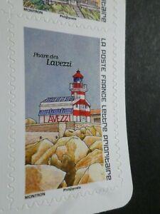 FRANCE-2019-timbre-neuf-AUTOADHESIF-ARCHITECTURE-PHARE-de-LAVEZZI-MNH