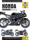 Honda CBR600RR Motorcycle Repair Manual by Anon (Paperback, 2016)