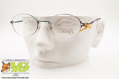 Flexus By Inottica Mod. 171 328, 50[]20 Vintage Oval Frame Eyeglass, Nos 1990s