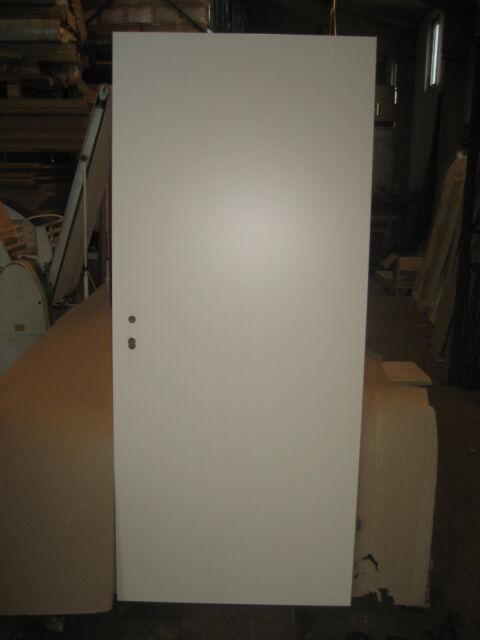 86 Er Herholz Decora Brilliant Weiß Glatt Innentür Tür Rechts 1985 X 860