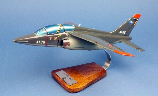 Alpha Jet 1 Belgian Air Air Air énorme 1:32 avion de combat ronds aircraft/woodmodel yakair | Les Produits Sont Vendu Sans Limitations  40ba0b