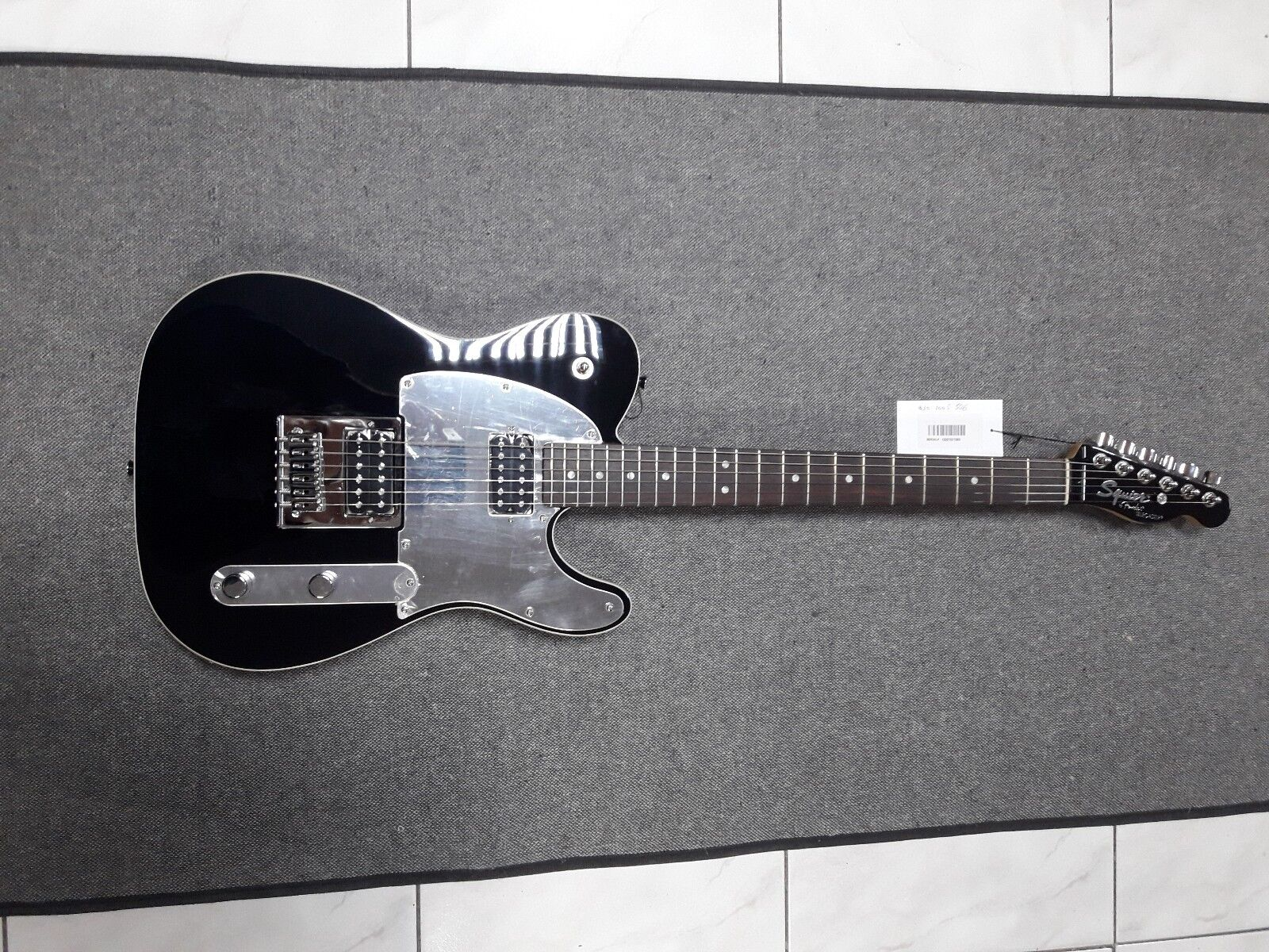 Squier by Fender J5 Telecaster Electric Guitar NEW