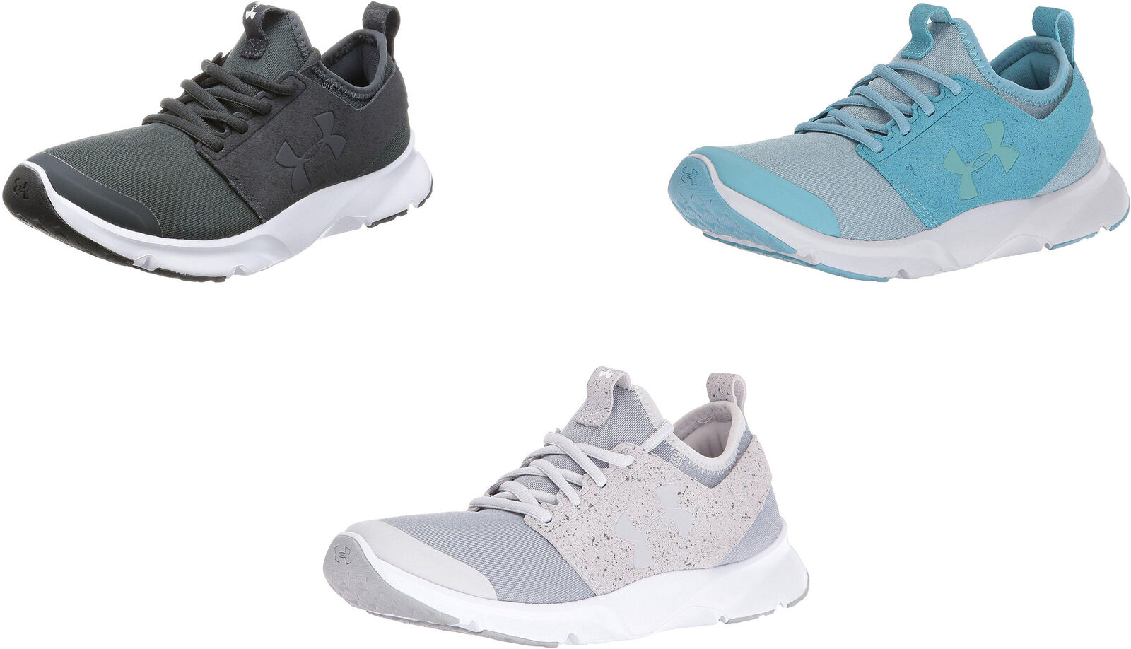 Under Armour Women's Drift RN Mineral Sneakers, 3 Colors