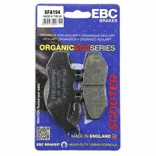 SEMI METAL REAR BRAKE PADS FOR SIAMOTO SX1 125 04 R